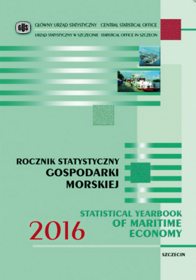 Statistical Yearbook of Maritime Economy 2016
