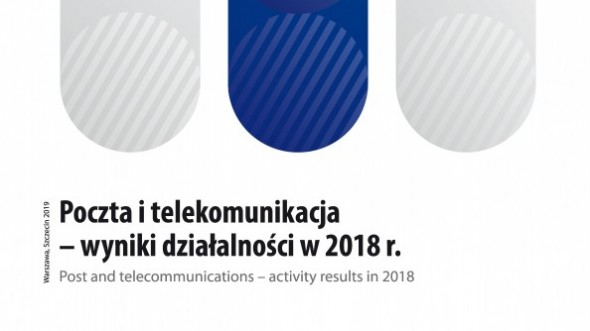 Post and telecommunications - activity results in 2018