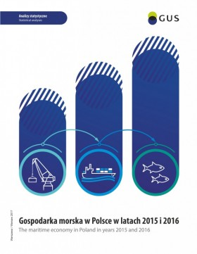 Maritime economy in Poland in 2015–2016