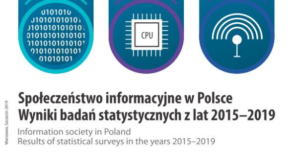 Information society in Poland. Results of statistical surveys in the years 2015-2019