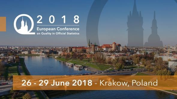 European Conference on Quality in Official Statistics (Q2018)