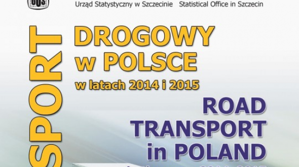 Road Transport in Poland in the years  2014, 2015
