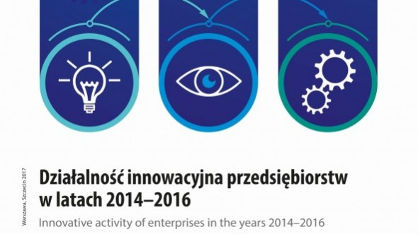 Innovative activity of enterprises in the years 2014-2016