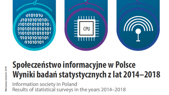 Information society in Poland. Results of statistical surveys in the years 2014-2018